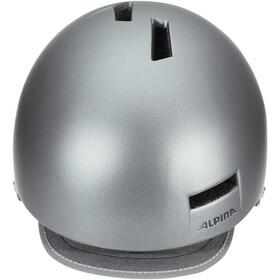 Alpina Grunerlokka Fietshelm, titanium